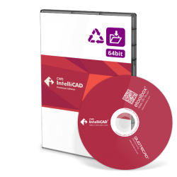 CMS IntelliCAD 8.2 PE Upgrade