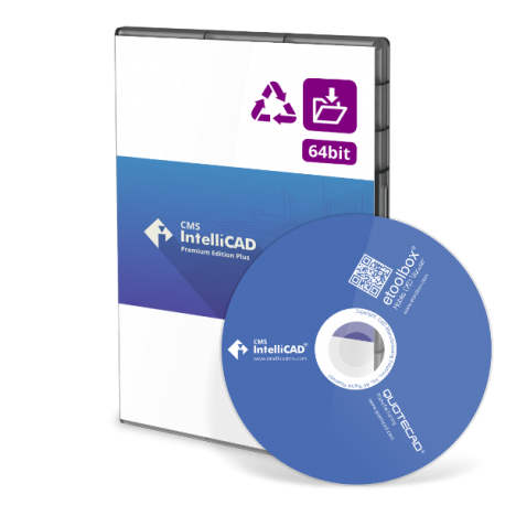 CMS IntelliCAD 8.3 PE Plus Upgrade