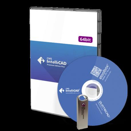 CD CMS IntelliCAD PE Plus