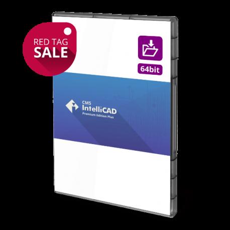 CMS IntelliCAD 8.4 PE Plus