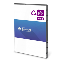 CMS IntelliCAD 9.2 PE Plus Upgrade