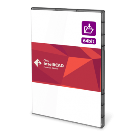 CMS IntelliCAD 10.0 PE