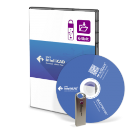 CMS IntelliCAD 10.0 PE Plus USB Dongle