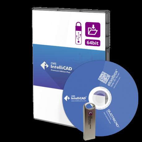 CMS IntelliCAD 10.0 PE Plus USB Dongle