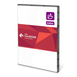 CMS IntelliCAD 10.1 PE