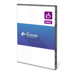 CMS IntelliCAD 10.1 PE Plus