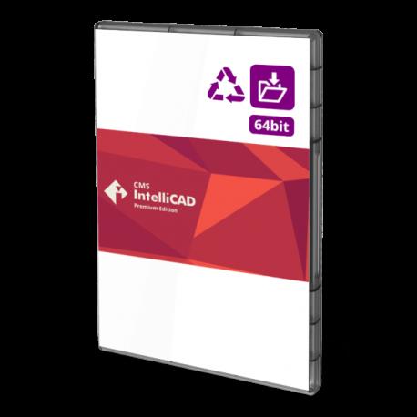 CMS IntelliCAD 10.1 PE Upgrade