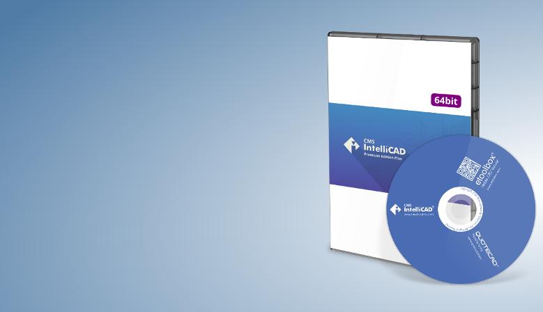 CMS IntelliCAD 9.0 PE Plus