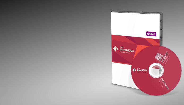 CMS IntelliCAD 8.4 PE